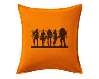Mass Effect: Mass Effect Suspects Cushion
