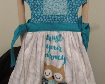 kitchen dress teal