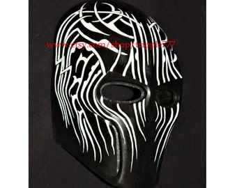 Army of two mask, Paintball airsoft mask, Halloween mask, Steampunk mask, Halloween costume & Cosplay mask, tattoo MA84 et