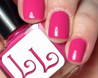 Spring Charm by Lucky Lacquer, 5-Toxin Free Nail Polish