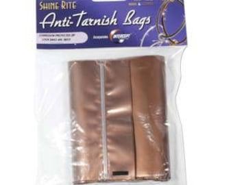 """Corrosion protected zip lock bags, 4"""" x 4"""" - 10 bags per order"""
