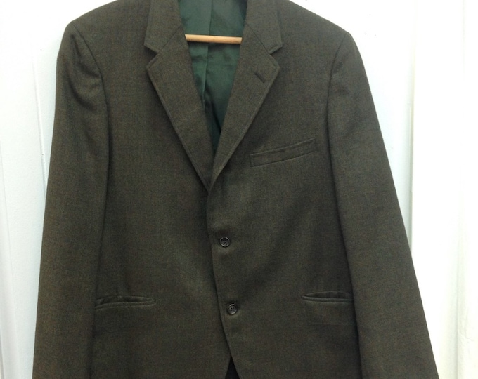 1960's Men's Blazer Hart, Schaffner and Marx