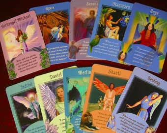 Messages From Your Angels Reading