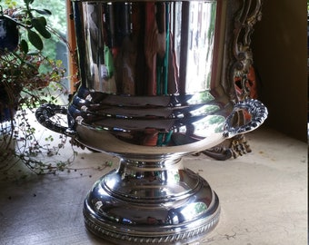 Forbes Silver Company Silver Plated Ice/Champagne Bucket