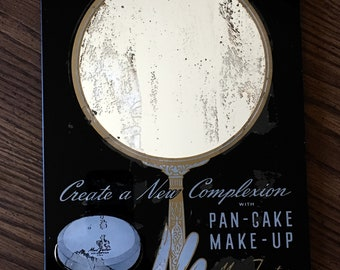Max Factor Hollywood Pancake Mirror (only)