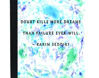Doubt Kills Composition Notebook