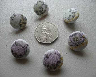 Cotton Buttons
