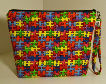 Puzzles project bag