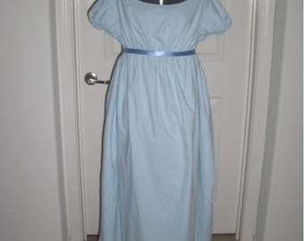 Sweet 'Wendy Darling' Gown - ADULT SIZE plus bonus