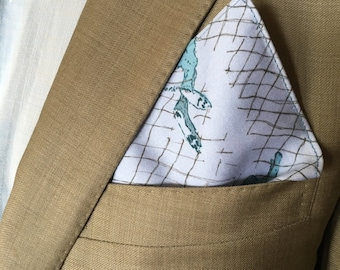 maineland's Handkerchief: call it a hanky, swanky, cranky, or blanky -it'll serve your needs.
