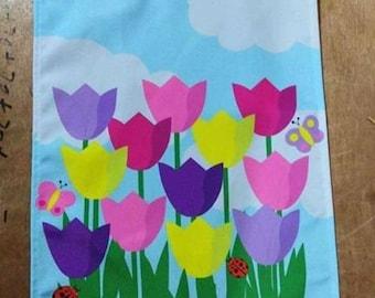 Customized Garden Flag