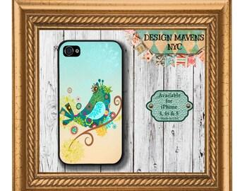 Cuckoo Bird iPhone Case, Bird iPhone Case, Cute iPhone Case, iPhone X, iPhone 8, 8 Plus, iPhone 7, 7 Plus, SE, iPhone 6, 6s, 6 Plus, 5s, 5c