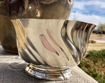 Kirk Stieff Pewter Smithsonian Institution Bowl