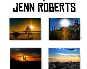 Arizona Landscape Card Pack - Blank Cards