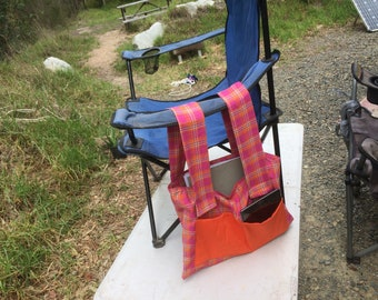 Camp chair bags