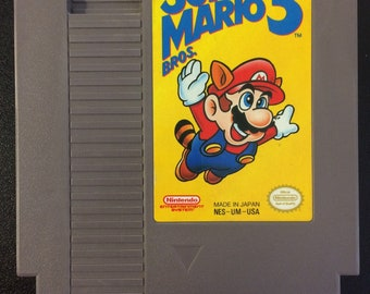 Super Mario Bros. 3 for the NES
