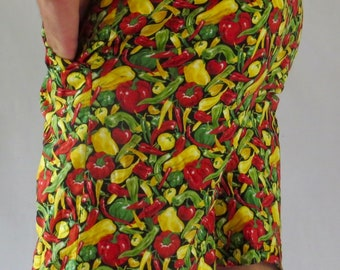 Peppers golf shorts