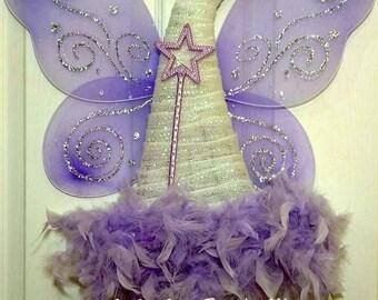 Purple Fairy Godmother