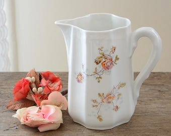 Small Vintage French Pitcher
