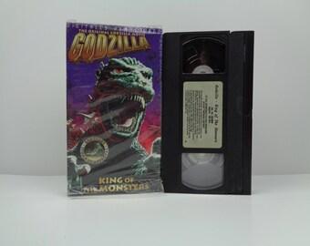 Godzilla: King of Monsters [VHS] (2004)