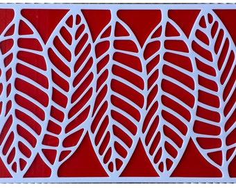 Foglie Autunno Red