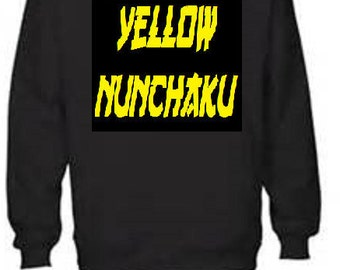 Yellow Nunchucks!