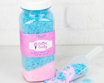 Cotton Candy Bath Salt,Cotton Candy Bubble bath salt, Bubble bath, wholesale bath salt, Cotton Candy scented