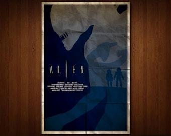 Alien Poster (Multiple Sizes)