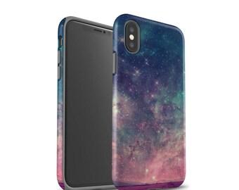 iPhone 8 Case, iPhone 7 Case, Space Galaxy Art, iPhone X Case, iPhone 7 Plus Case, Samsung Galaxy S8 Case, Galaxy S8 Plus Case, Stars