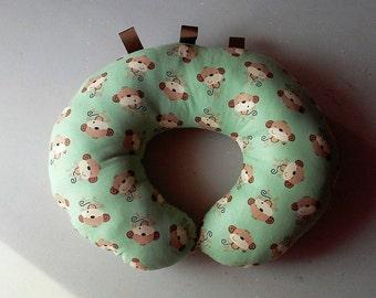 Tummy time mat, tummy time pillow, nursing pillow, sitting pillow, baby shower gift