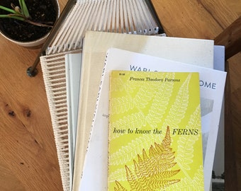 How to Know the Ferns by Frances Theodora Parsons