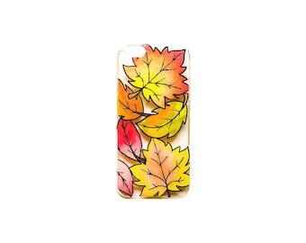Autumn Leaves Phone Case (iPhone, Samsung)