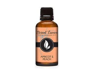 Apricot & Peach Premium Grade Fragrance Oil - 30ml
