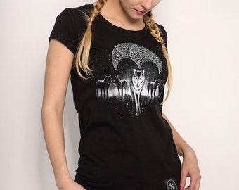 Wolves Slavic T-shirt