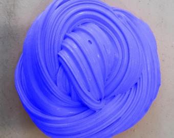 blue rubber slime