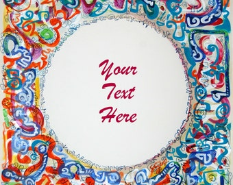B'Yachad /Together Ketubah