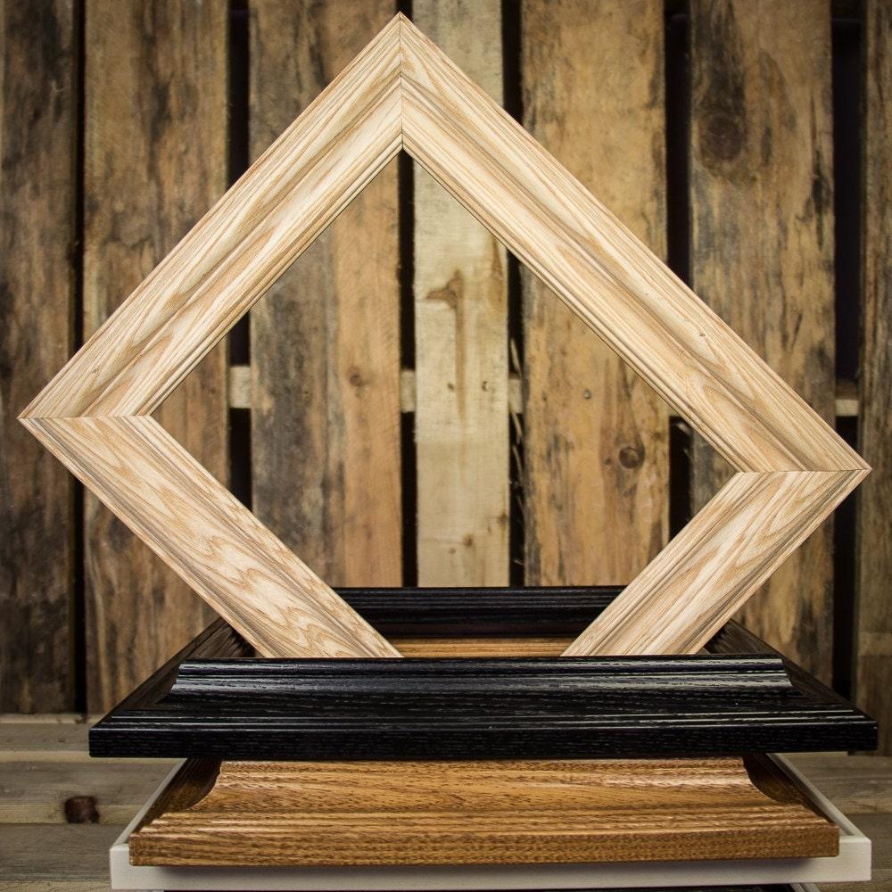 craig cadres coquille de 8 x 10 pouces de cadre en bois brut. Black Bedroom Furniture Sets. Home Design Ideas