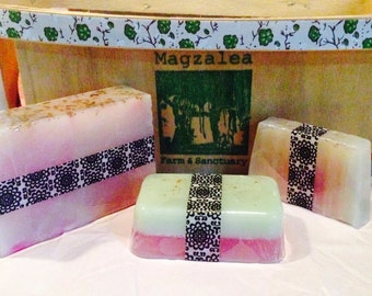 Goats Milk Watermelon Hand Soap, 3 sizes available