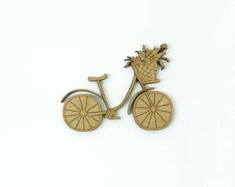 Dutch bike made of medium size 5cm