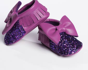 Baby Moccasins, Baby Leather Moccasins, Baby Moccs, Moccs, Toddler Moccasins,  Toddler Moccs, Baby Shoes, Toddler Shoes, Moccasin Shoes