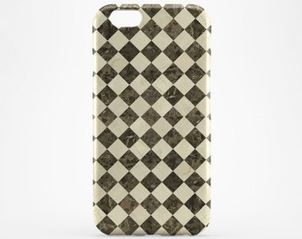 iPhone Case Geometric Tile Phone Cover iPhone 7 iPhone 6 Case iPhone 7 Plus iPhone 6 Plus Case iPhone 5 iPhone SE Marble Galaxy Note 5 Case