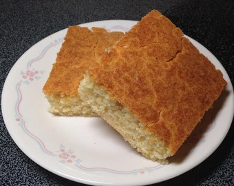 Cake-like Corn Bread Mix