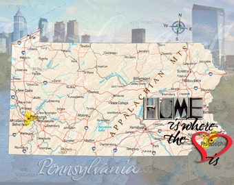 Philadelphia...Home is where the heart is!