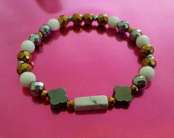 Bracelet GoldNSilv Medici