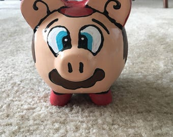 Mario piggy