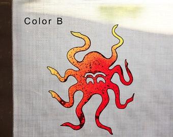 Octopus Magnetic Screen Saver