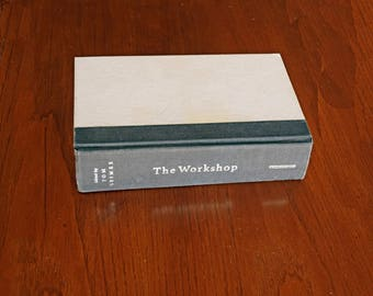 Vintage Hardcover Book - The Workshop - 766 Pages - 43 Short Stories - Edited by Tom Grimes
