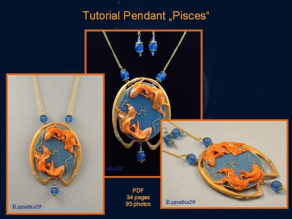 Pdf tutorial pendant pisces polymer clay pendant tutorial star sign pdf tutorial pendant pisces polymer clay pendant tutorial star sign pendant tutorial pisces pendant polymer clay jewelry diy aloadofball Images