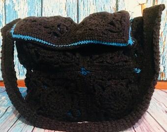 PinkOlay Crochet  Tote