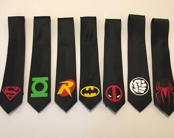 Wedding Package of 7 Neckties